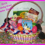 Girl Candy Free Easter Basket