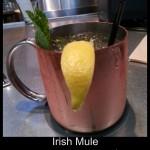 Irish Mule from Yard House