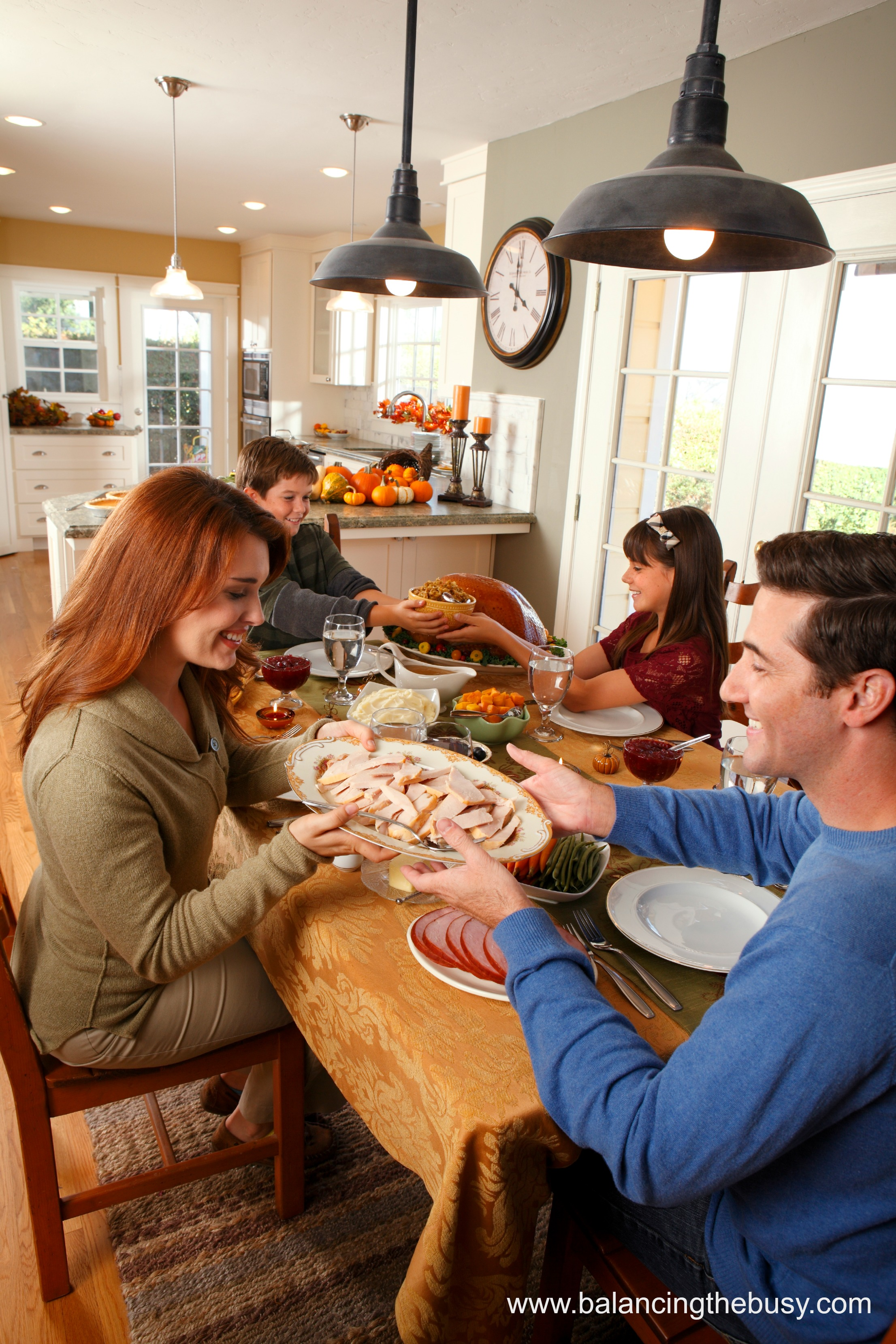 Strengthen Your Family Eat Dinner Together