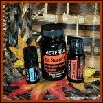 DoTERRA on guard an Breathe essential oil